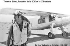 SOE IX Y X BANDERA 4º TERCIO SAHARIANO